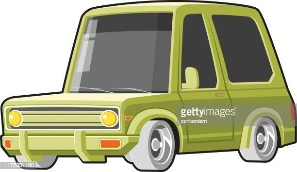 car 4x4 - car ownership stock illustrations, clip art, cartoons, & icons