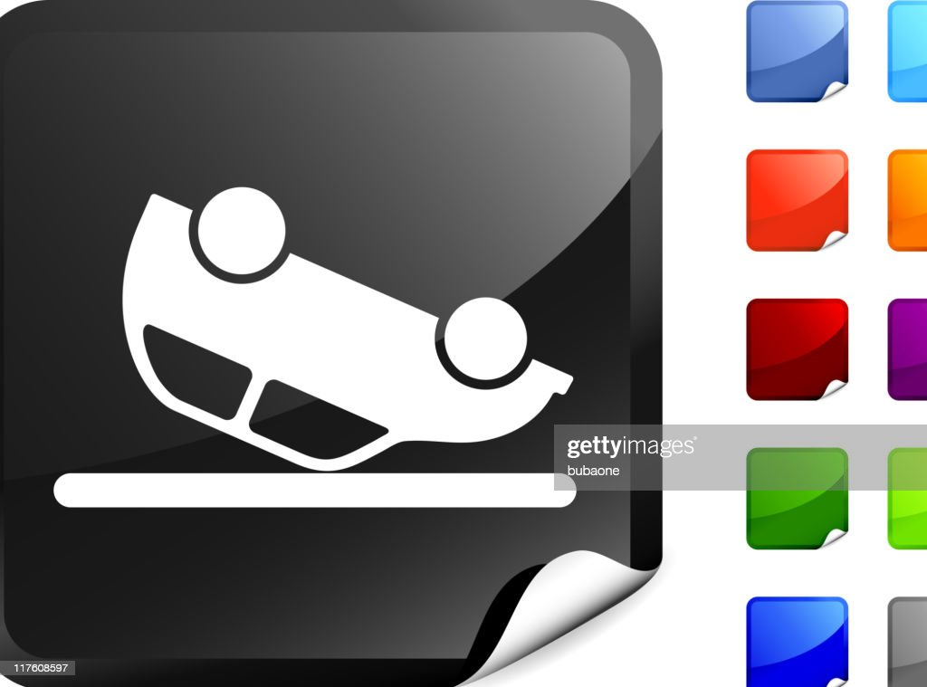 car accident internet royalty free vector art