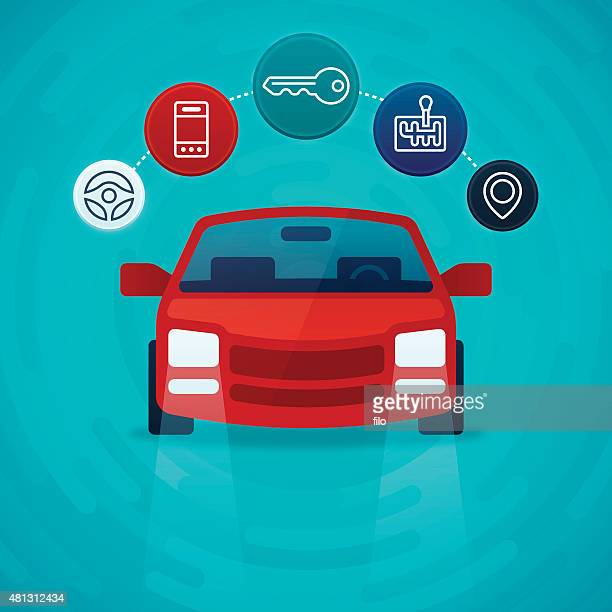 Car and Vehicle Driving Options