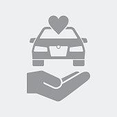 Car care services icon