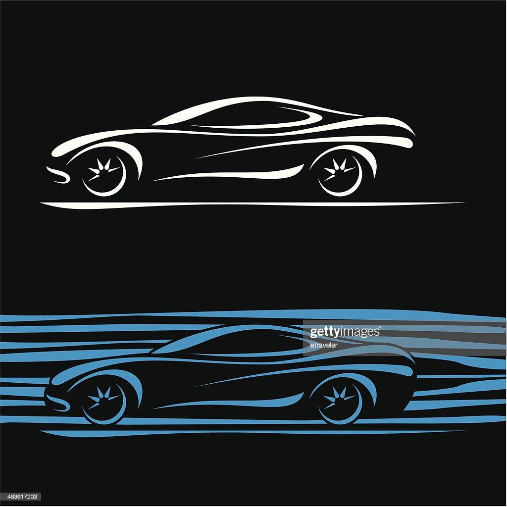 Car contour