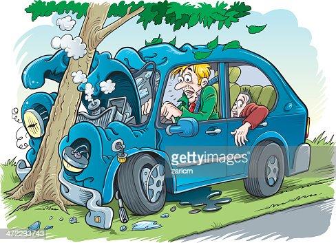 accident de voiture clipart vectoriel getty images car crash clipart car crash clip art transparent