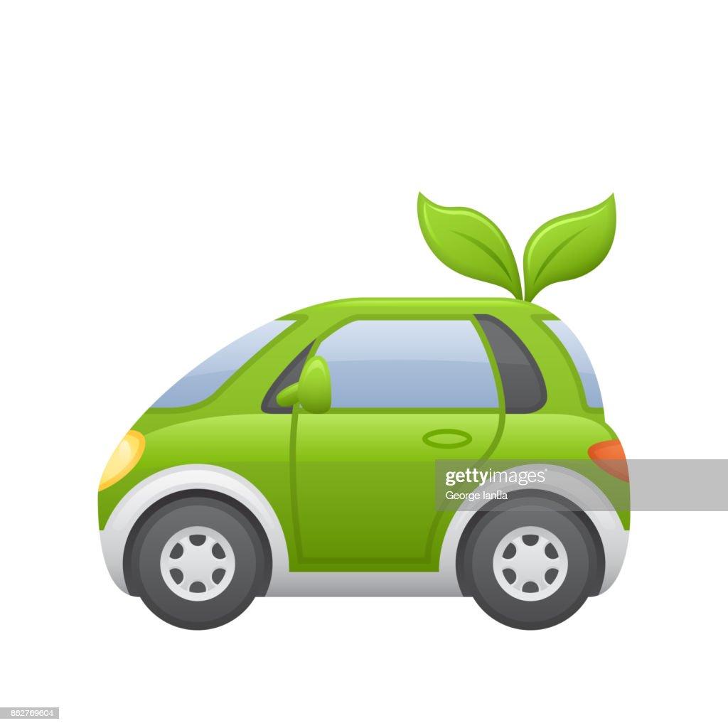 Car Hybrid - Novo Icons