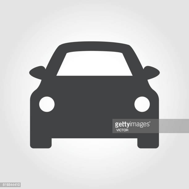 Car Icon - Iconic Series