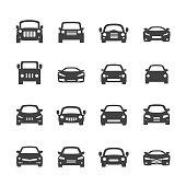 Car Icons - Acme Series