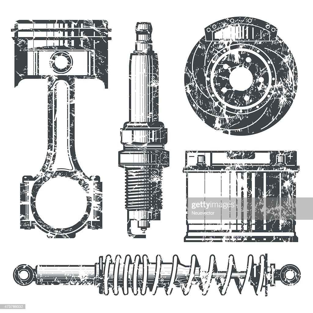 Free download of Piston vector graphics and illustrations