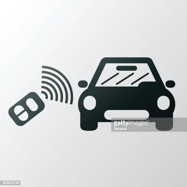 Auto externe pictogram