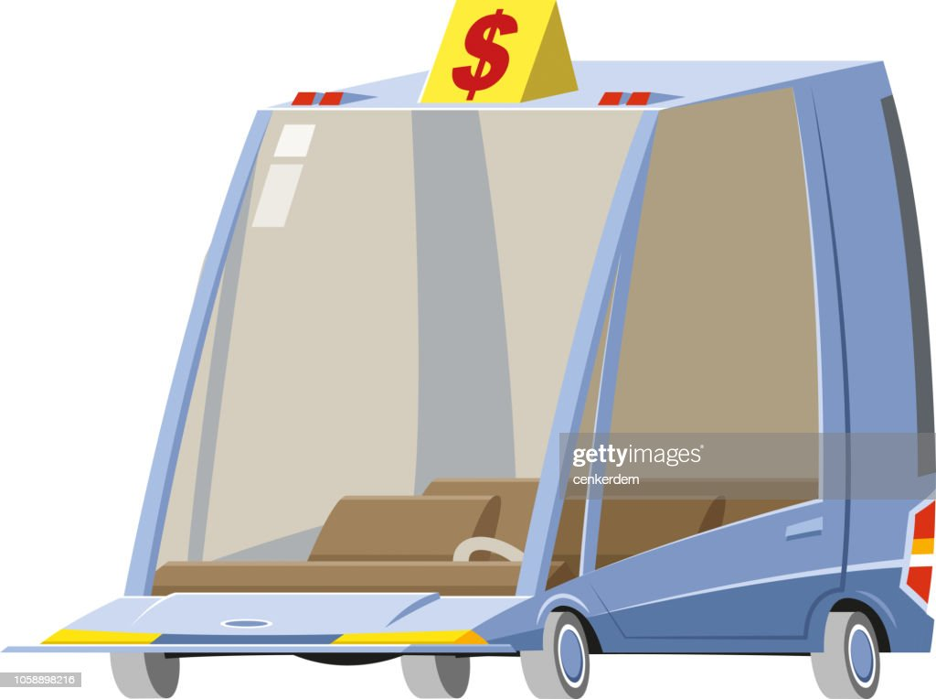 Car sale : stock illustration