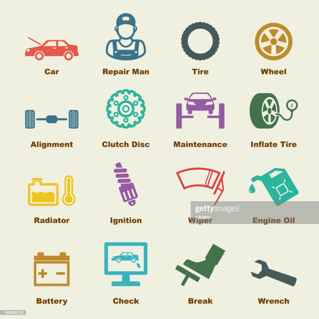 car service elements