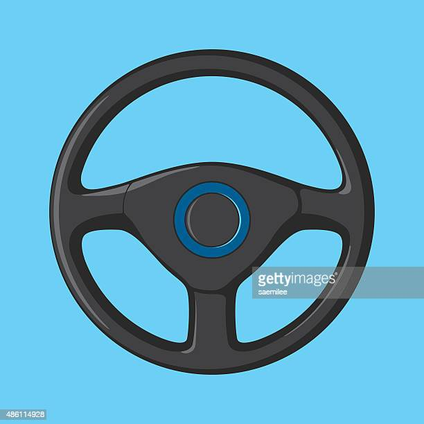 car steering wheel - 2015 stock illustrations