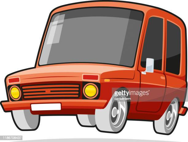 4x4 car - car ownership stock illustrations, clip art, cartoons, & icons