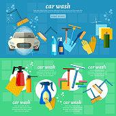 Car wash automatic car washing machine car care