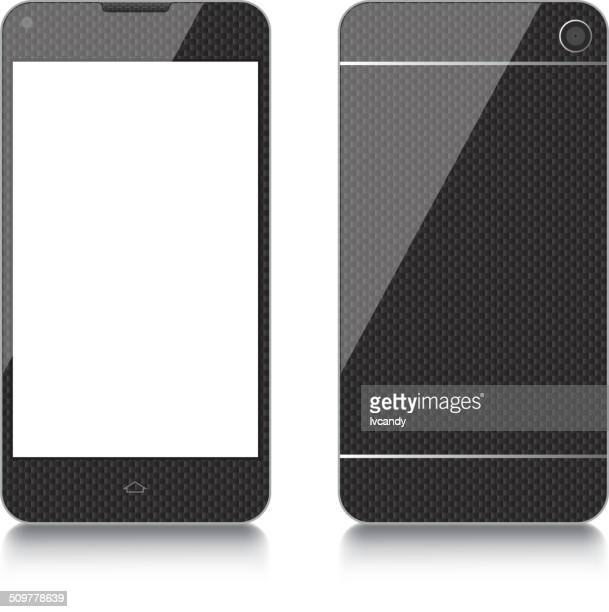 Carbon Fiber mobile phone