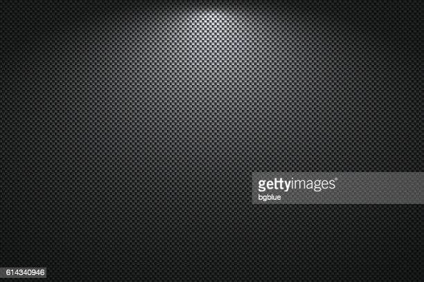 carbon fiber texture - background - metal stock illustrations
