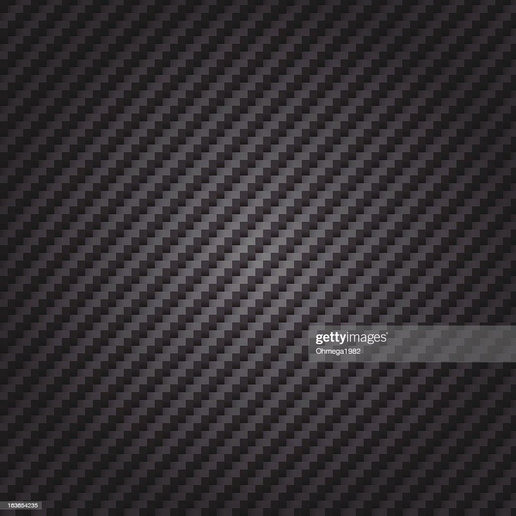Carbon Fiber Texture Vector Illustrator.