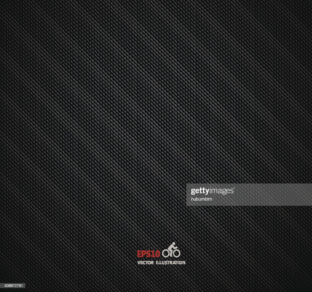 Carbon metallic background