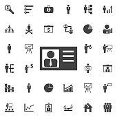 card id icon.