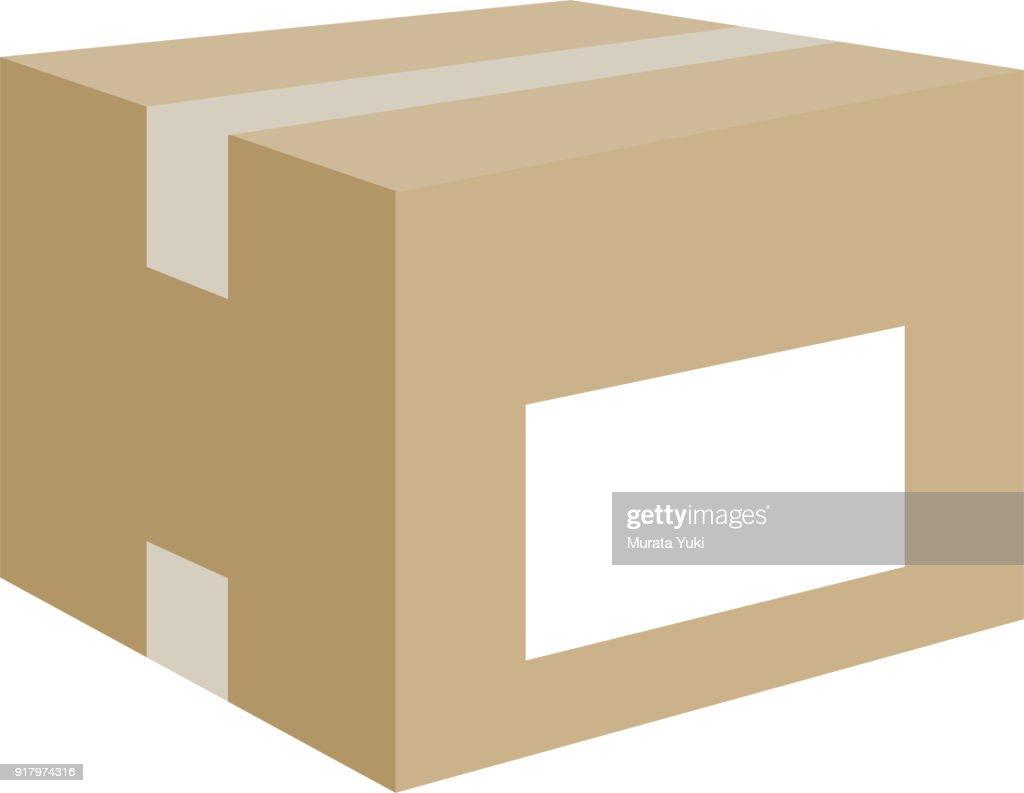 Cardboard Blank
