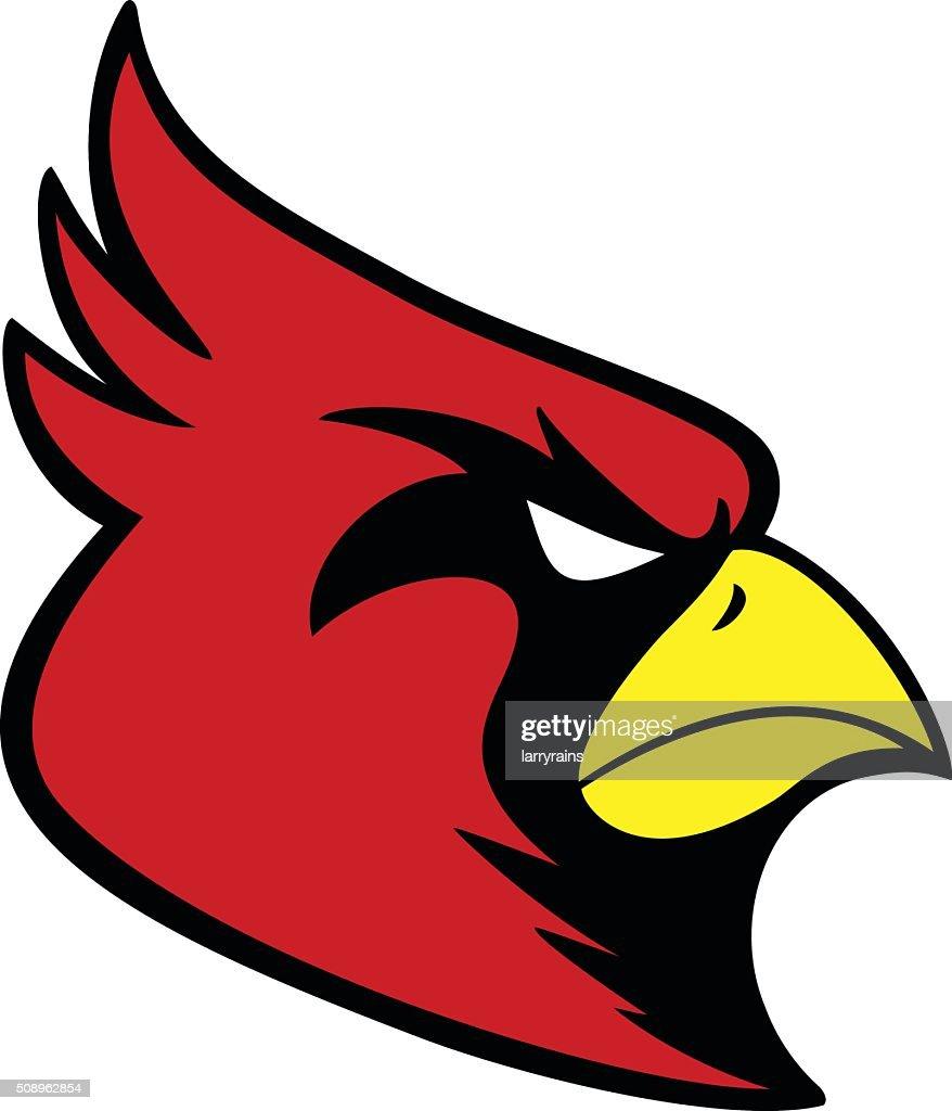 Cardinal Sports Mascot