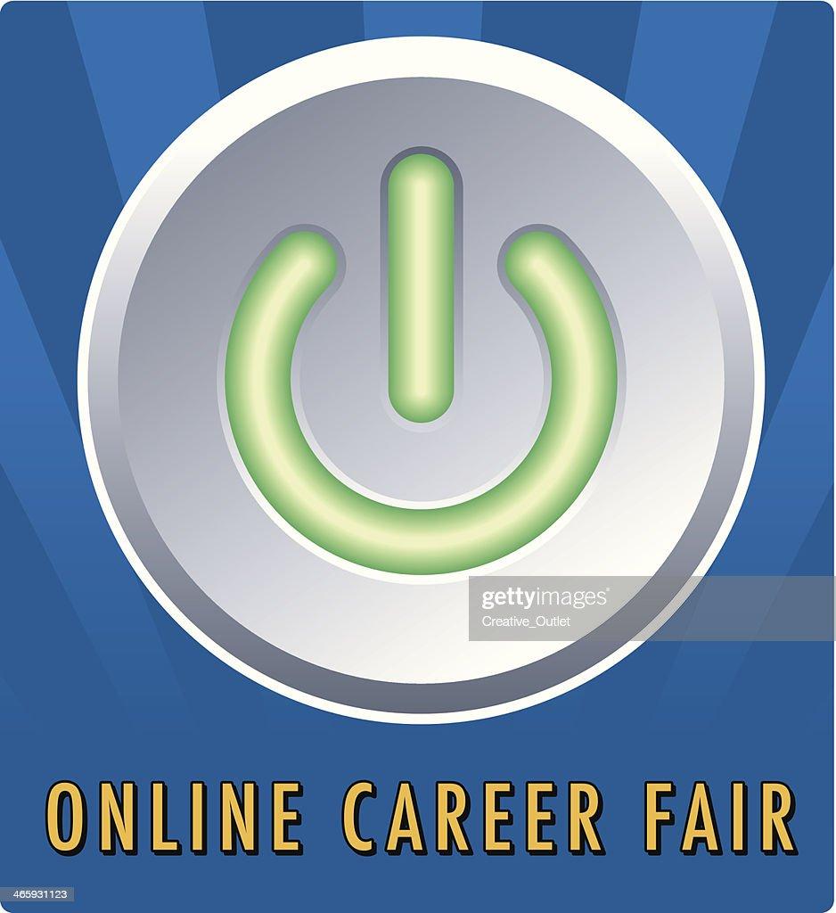 Career Fair Button C2