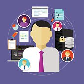 career in IT technology CIO chief information officer to administrator