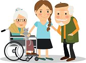 Caring for elderly patients
