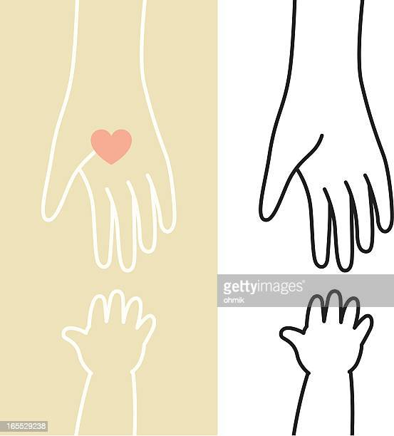 Caring Hands with Love