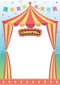 carnival circus template