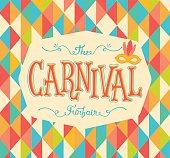 Carnival funfair.