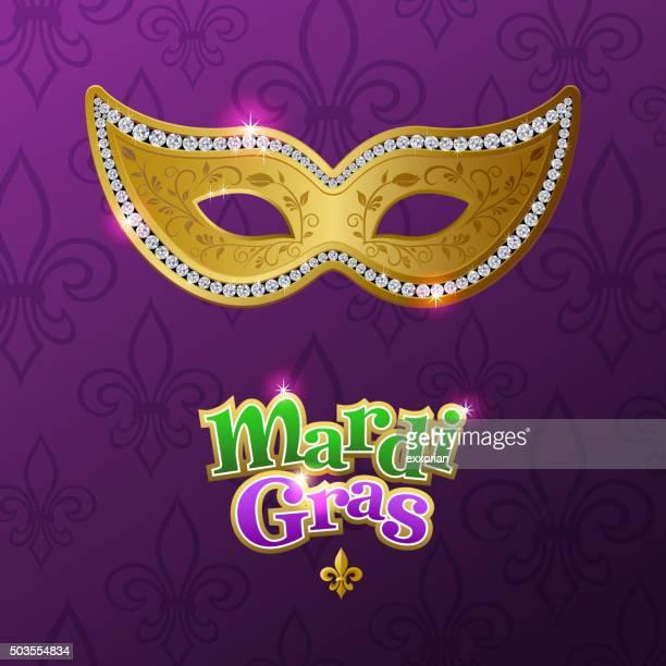 ilustrações de stock, clip art, desenhos animados e ícones de carnaval máscara de carnaval - mascara carnaval
