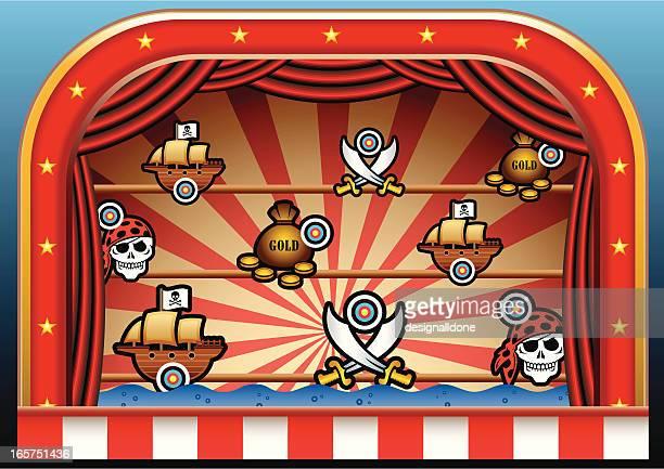 Carnival Pirate Shoot
