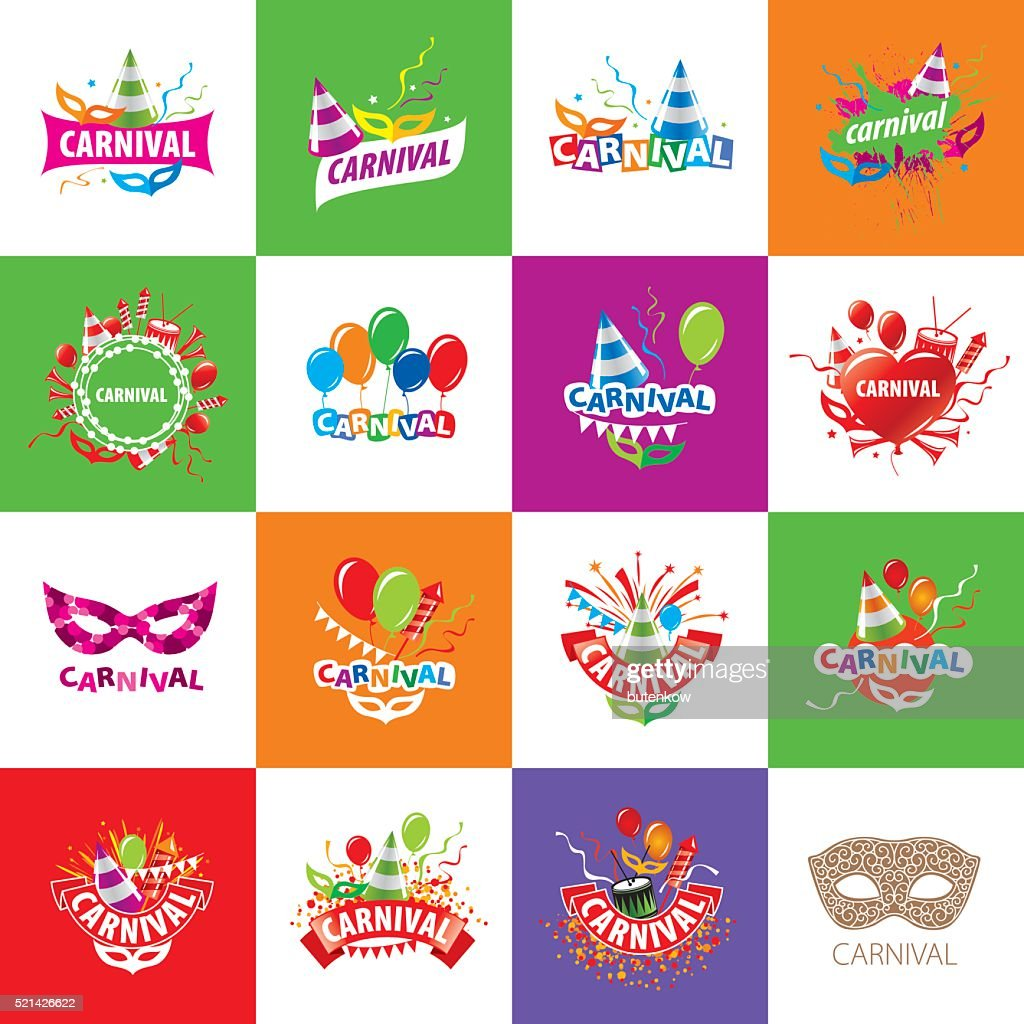 Carnival vector icon