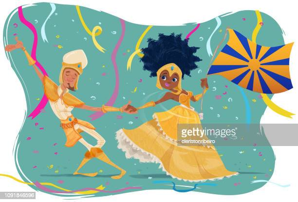 Carnival (Mestre-Sala and Porta-bandeira)