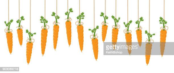carrot on a string - incentive stock illustrations, clip art, cartoons, & icons