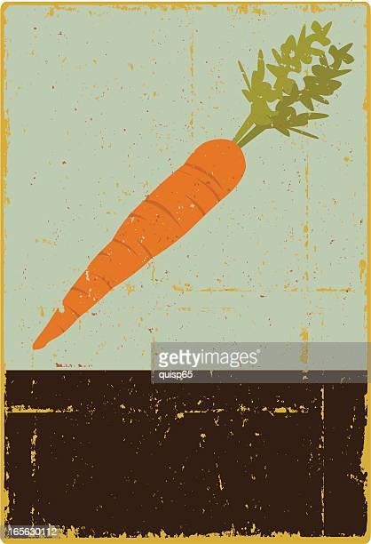 ilustrações de stock, clip art, desenhos animados e ícones de sinal de cenoura - cenoura