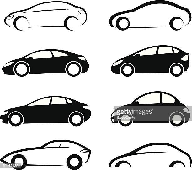 cars - car stock illustrations, clip art, cartoons, & icons