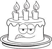 Funny Birthday Cake Clip Art Download 879 Clip Arts Page 1