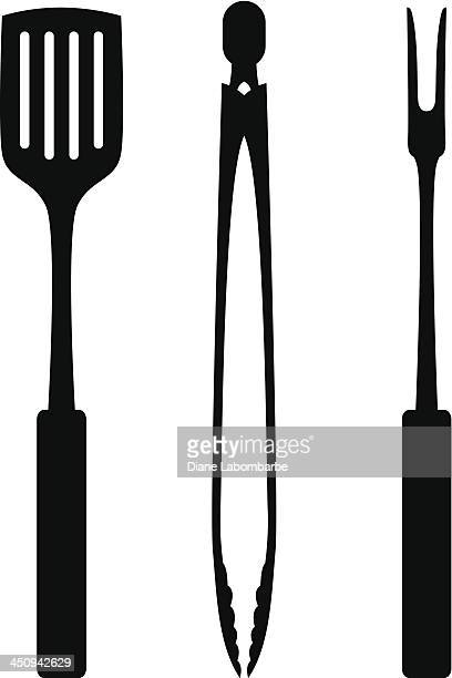 spatula stock illustrations and cartoons