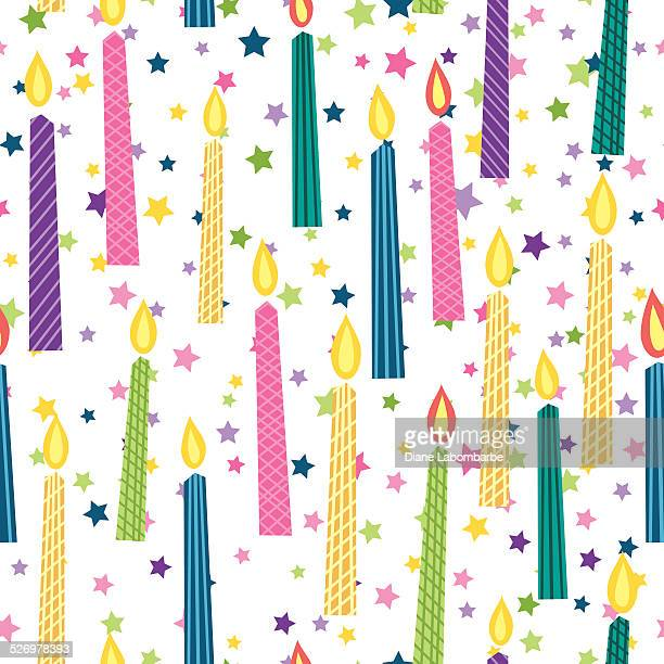 Illustrations et dessins anim s de bougie d 39 anniversaire - Dessin bougies anniversaire ...