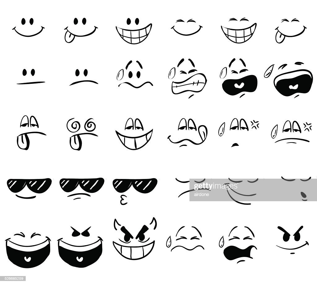 Cartoon Expressions