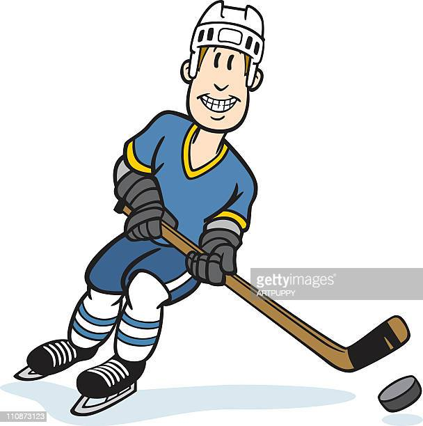 Illustrations et dessins anim s de casque de hockey sur glace getty images - Dessin hockey sur glace ...
