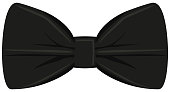 Cartoon icon poster man father dad day bow tie hipster.