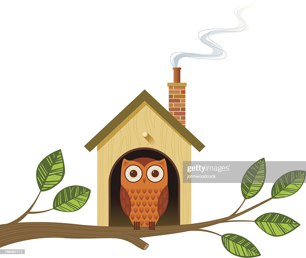 Cartoon Image Of An Owl In A Little House On A Tree Branch High Res Vector Graphic Getty Images Cartoon tree cartoon tree drawing cartoon treehouse cartoon tree roots cartoon tree frog green cartoon tree cartoon tree with no leaves cartoon trees with branches only drawn. https www gettyimages com detail illustration cartoon image of an owl in a little house on royalty free illustration 166083112