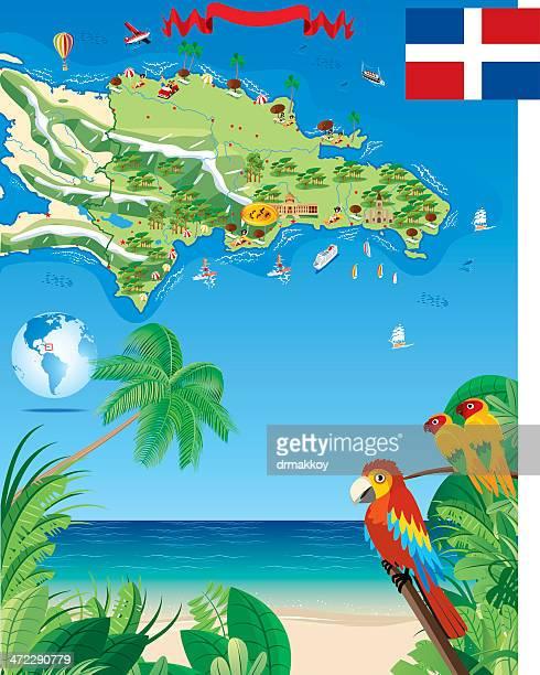 ilustrações, clipart, desenhos animados e ícones de desenho mapa da dominica - cabo verde
