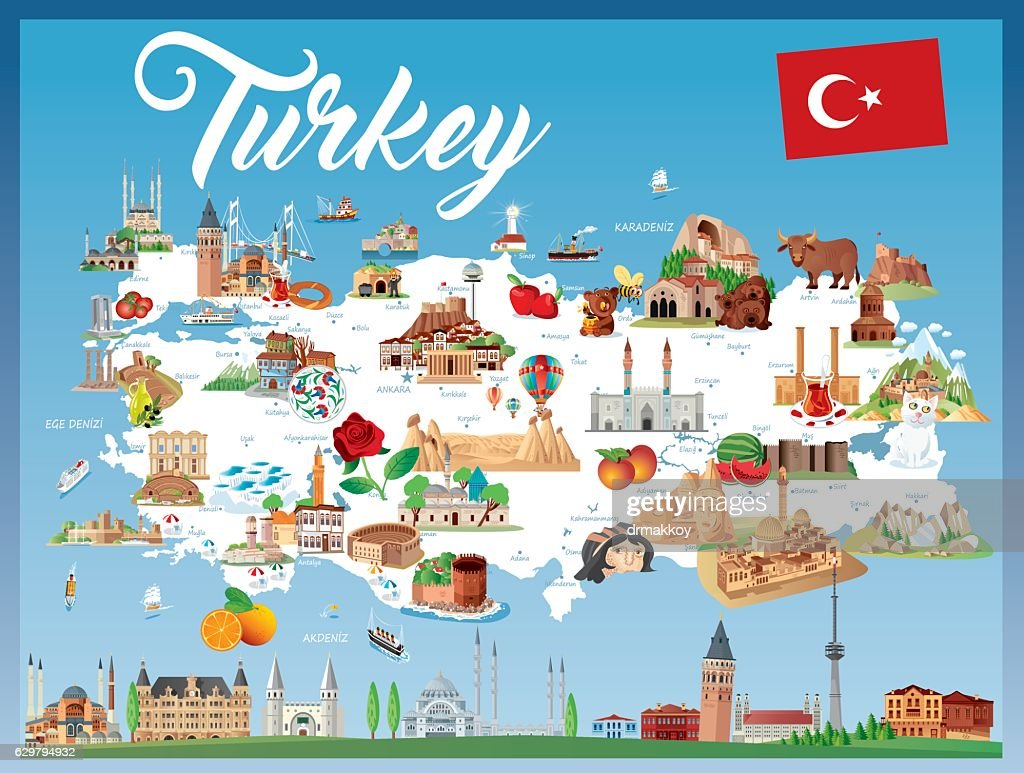 Antalya Province Stock Illustrations And Cartoons Getty Images