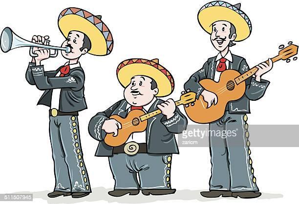 ilustrações de stock, clip art, desenhos animados e ícones de mulher mariachis - mariachi