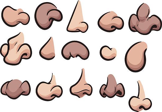 Начальных, смешной нос картинка для детей