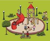 Klettergerüst Clipart : Klettergerüst clip art download 165 arts seite 1