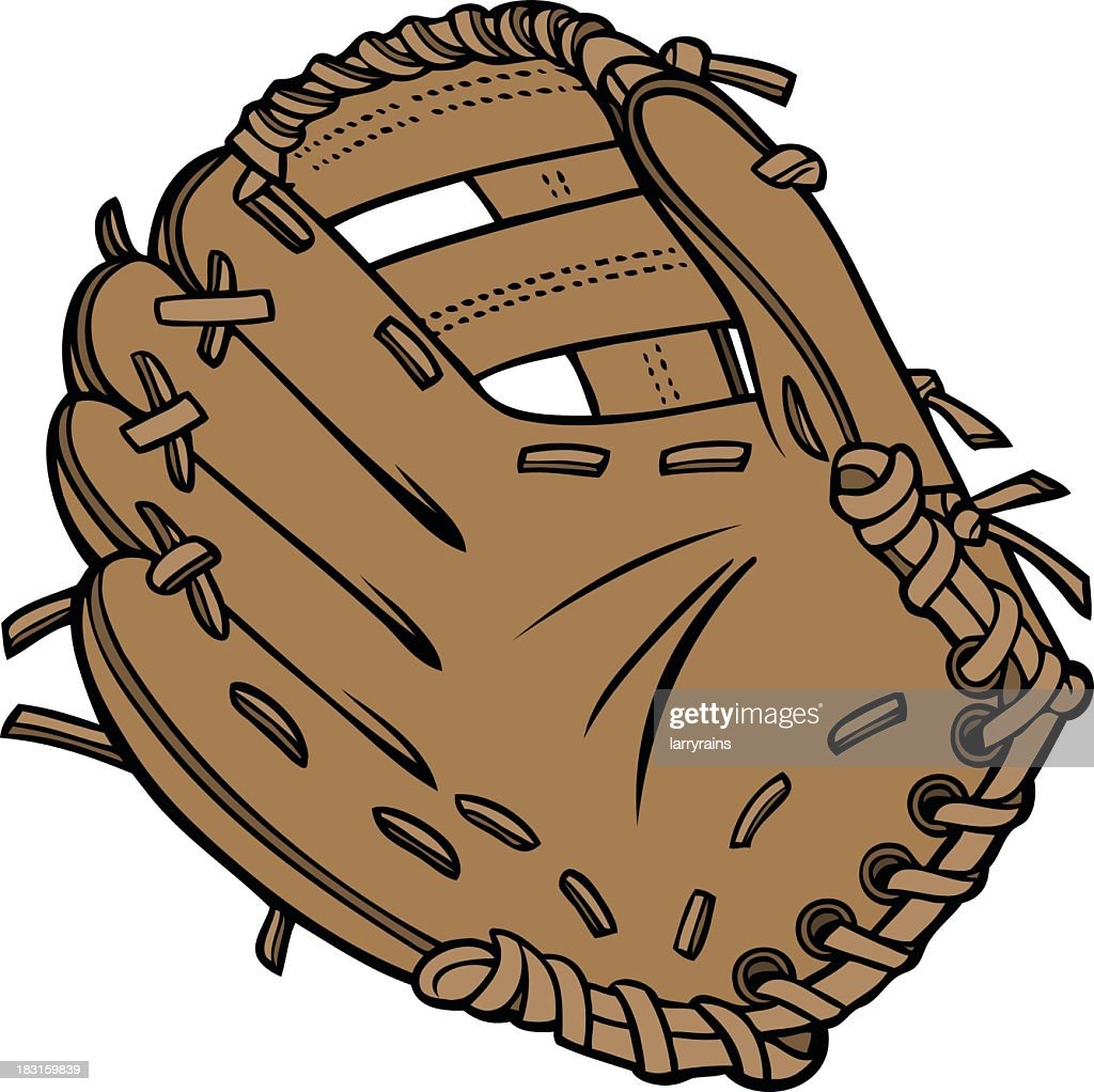 free baseball glove clipart and vector graphics clipart me rh clipart me baseball glove clipart images Baseball Clip Art