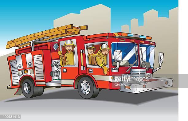 Feuerwehrmann Crew